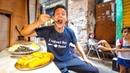 Inside FAVELAS of Rio de Janeiro - BRAZILIAN FOOD TOUR National Dish of Brazil!