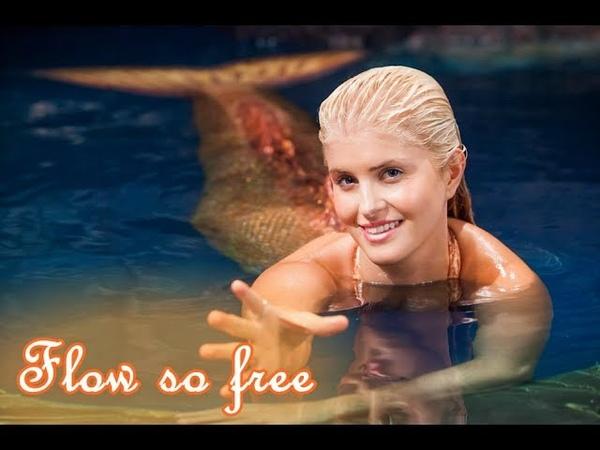 Amy Ruffle Sirena Flow So Free Mako Mermaids