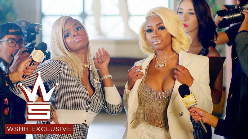 City Girls Ill Take Your Man (Quality Control Music) (WSHH Exclusive - Official Music Video)