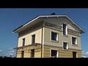 Мокрый фасад СФТК с минеральной ватой Baswool 100мм система Ceresit