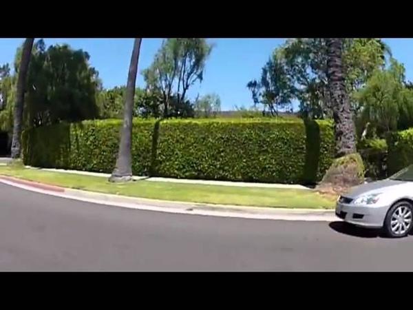 Знаменитый Беверли Хиллз США Лос Анджелес