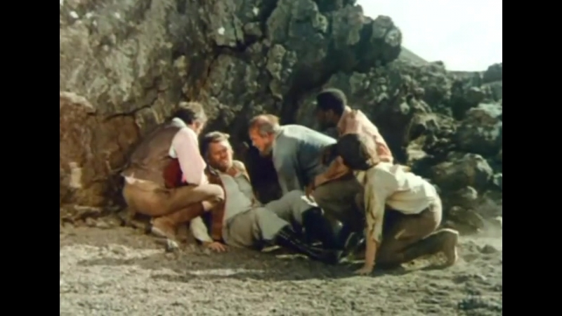 Жюль Верн. Таинственный Остров. 3 - 4 Серии. (1972 - 1973.г.)