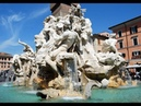 Places to see in Rome Italy Fontana dei Quattro fiumi