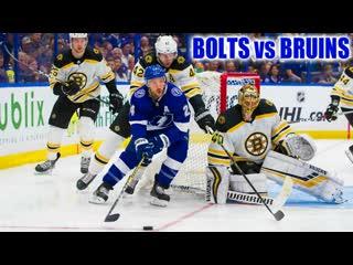 Dave Mishkin calls Lightning highlights from comeback win over Bruins