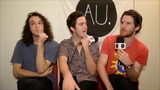 drummer of king gizzard and the wizard lizard (michael cavanagh) hates interviews