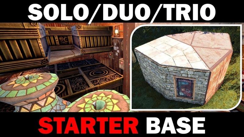 Thrifty Scot High Storage Solo Duo Trio Starter Base