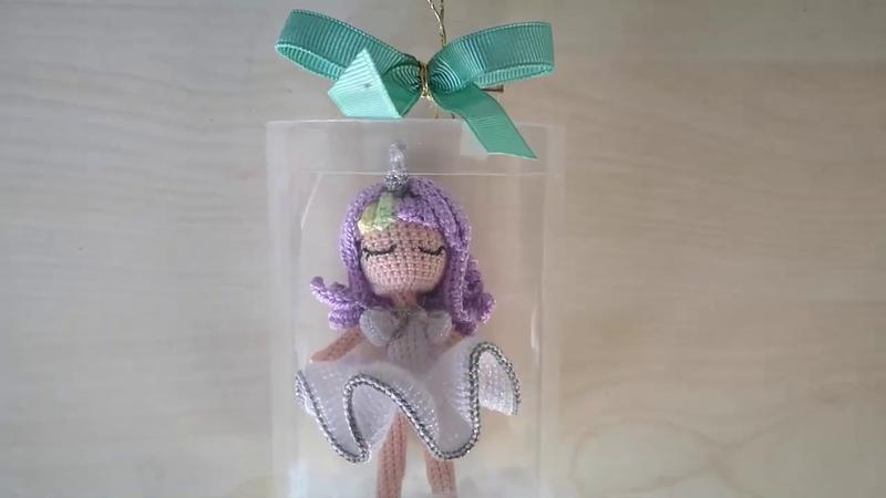 Amigurumi Pony Bebek Yapımı (How To Make Little Pony Doll)