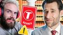 T Series v PewDiePie 100 Million Subs A Defamation Lawsuit Real Law Review LegalEagle