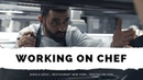 Working on film CHEF for Nikola Vesic (color grading, ae, compositing etc)