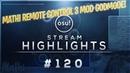 Mathi Remote Control 3 Mod Godmode!   Flyingtuna Relax God! - osu! Stream Highlights 120
