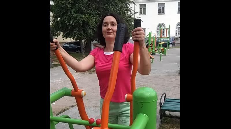 Прогулка по городу. Московский дворик.