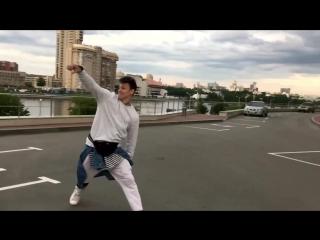 ARTIK ASTI - Неделимы - Танцует Данил Хаски