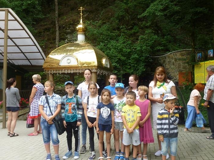 Экскурсия по святым местам Крымского района