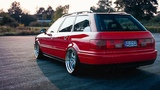 Audi S2 Avant  The Red Baron  Frohlix Entertainment