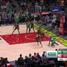 """Bleacher Report on Instagram: """"Kyrie's balance on this sequence was ridiculous."""""""