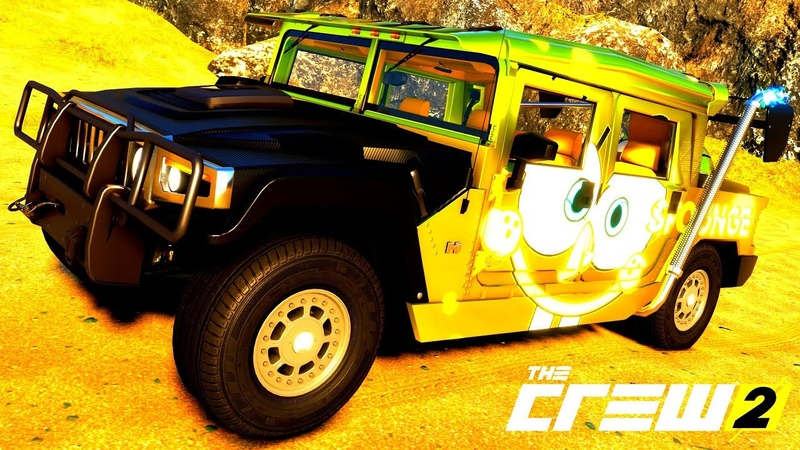 THE CREW 2 GOLD EDiTiON (TUNiNG) HUMMER H1 ALPHA PART 539 ...
