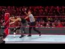 WWE RAW 20 08 18 Дин Эмброуз против Дольфа Зигглера D A