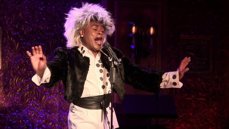 Nathan Lee Graham - Cruella DeVille (Broadway Villains Party)