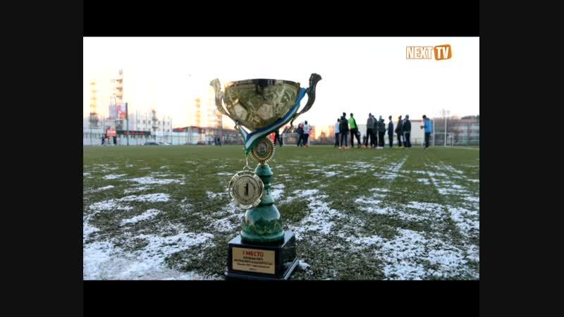 Команда Нефтекамск-2007 стала чемпионом республики