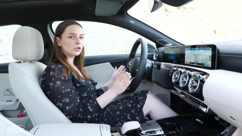 2018 Mercedes Benz A Klasse A 200 7G DCT Fahrbericht Tech Fest der Kompaktklasse Autophorie