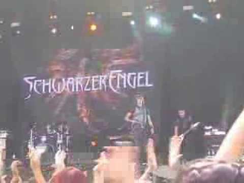 Schwarzer Engel - Schwarze Sonne Live@ Mera Luna Festival 2013 Hildesheim