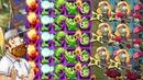 Plants vs Zombies 2 Tile Turnip Pvz 2 Vs Hair Metal Gargantuar Pvz2 Gameplay 2019
