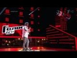 Николай Арутюнов «Mercedes Benz» - Слепые прослушивания - Голос60+ - Сезон 1