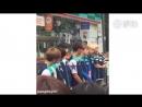 [VK][160621] MONSTA X fancam @ GS25 (Seoul World Cup Stadium)