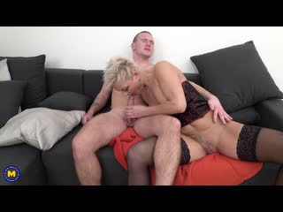 Having naughty sex with her younger lover - http://www.vidz7.com