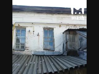В Татарстане коммунальщики вспомнили, что не чинили дом со времён Петра I