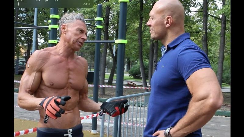 Сухой человек, о котором вы никогда не слышали! Правила питания. Комплекс упражнений.