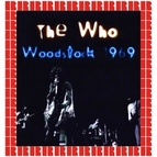 The Who альбом Woodstock Festival, 1969