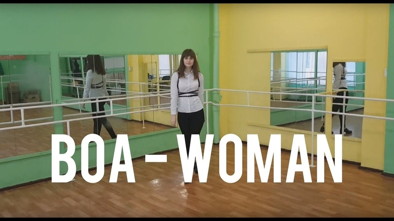 [HOT PINK] BoA 보아 'Woman' dance cover by Kate