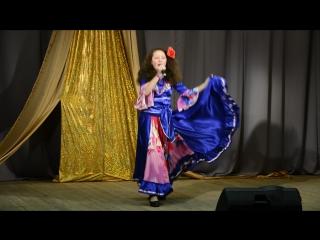 Мария Липа (11 лет) - Хоп-хоп