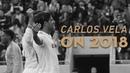 Carlos Vela Reflects On Inaugural Season
