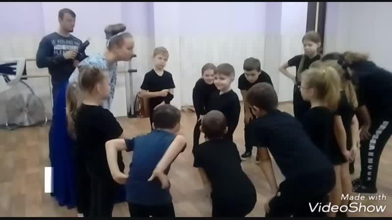 Старшая группа 🎭 Актерское мастерство 🎭 Театральная Студия Ольги Мухиной ОМ 🎭 Санкт Петербург 2018