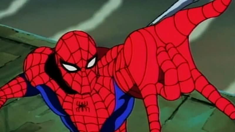 Человек-паук 1994 Live 1 сезон