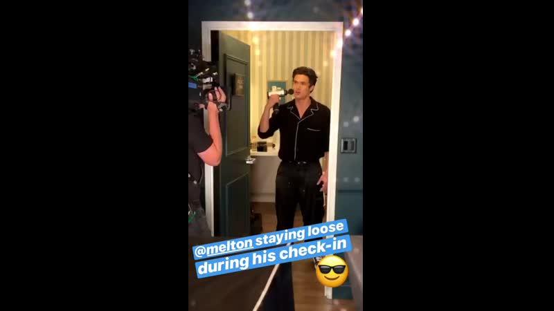 Late Late Show с Джеймсом Кордоном