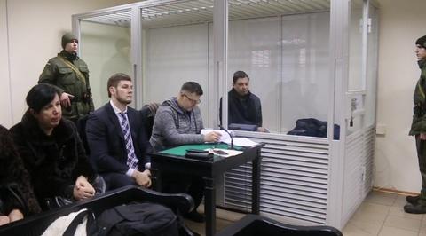 Вести.Ru: Двенадцать. Бесчинства коллекторов и граждане РФ в тюрьмах Украины