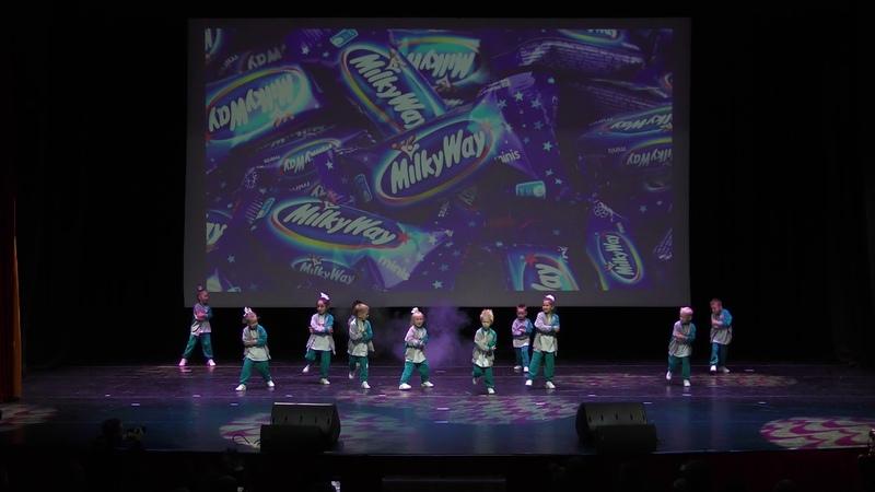 Шоколад Milky Way хип хоп 5