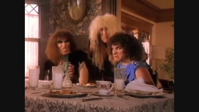 Twisted Sister -- We're Not Gonna Take it
