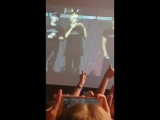 VK180812 MONSTA X fancam - Ending Talk @ THE 2ND WORLD TOUR 'The Connect' in Sao Paulo