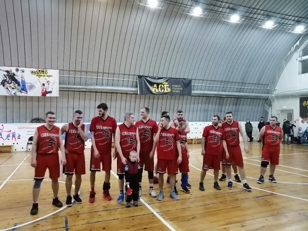 Финал Кубка СКБЛ, награждение за 1 и 2 место