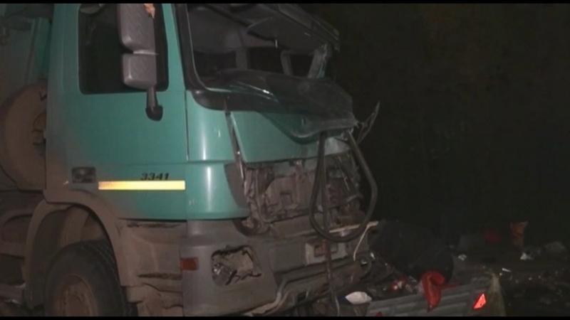 Автокатастрофа в Чувашии