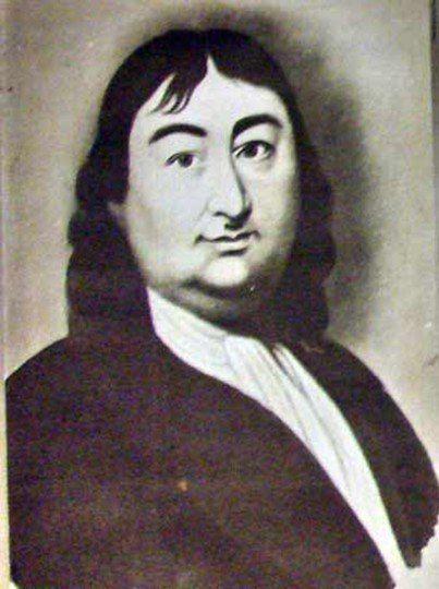 12 августа 1681 года родился Витус Ионассен Беринг - мореплаватель, офицер русского флота, капитан-командор