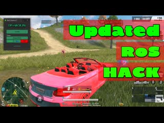 RoS HACK rules of survival new hack chams v7