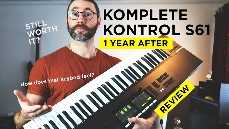 Komplete Kontrol S61 REVIEW - 1 Year Usage STILL WORTH IT