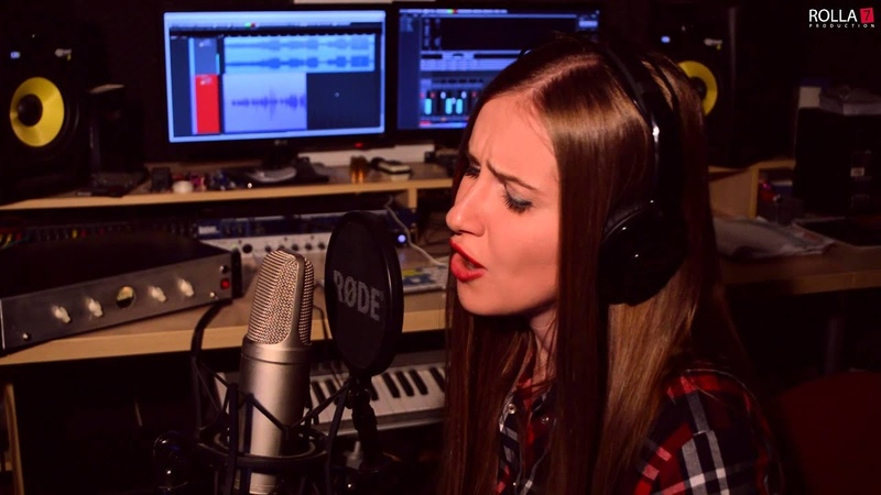 Indila Love Story Cover by Ester Peony