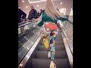 Покеболы в ТРЦ. Горячий тверк в ТРЦ от Dance Malyshka Малышева Анастасия Тверк/Twerk