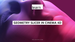 Geometry Slicer In Cinema 4D